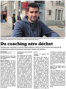 Interview Le Mans Ma Ville Mon Coach Zéro Déchet