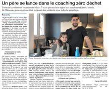 Article Ouest France - Mon Coach Zéro Déchet