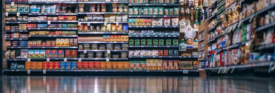 Supermarché : plastique et pesticides à volonté - Mon Coach Zéro Déchet
